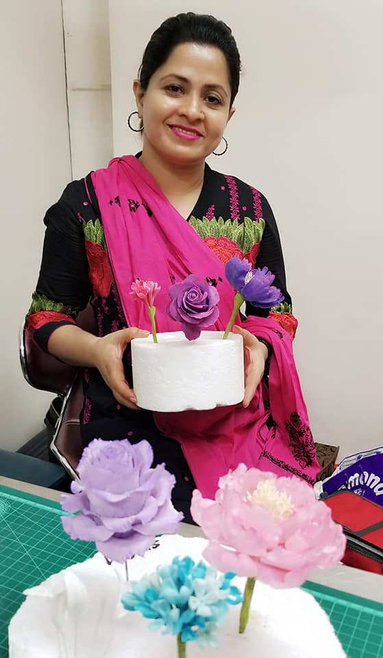 Floral Rice Pest